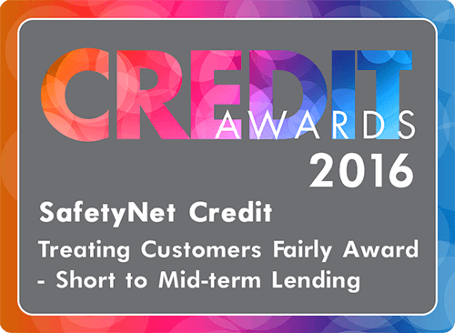 Credit awards 2016