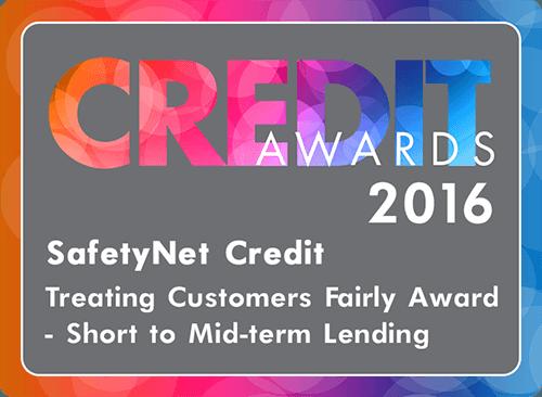 Credit awards 2016